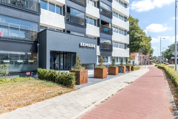Eemside Apartments ingang