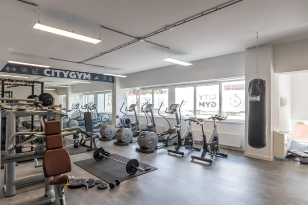 Eemside Apartments gym