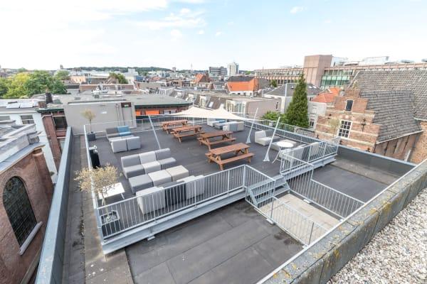 Marketside Apartments terras-2