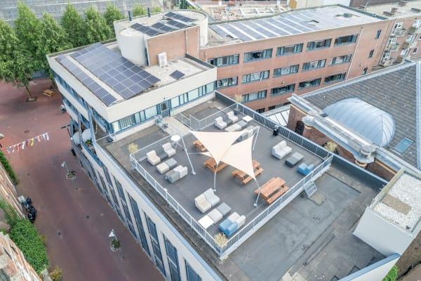 Marketside Apartments terras