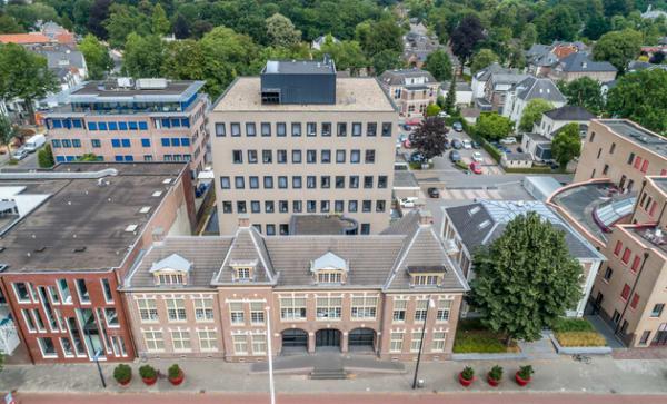 Centerside Apartments vooraanzicht
