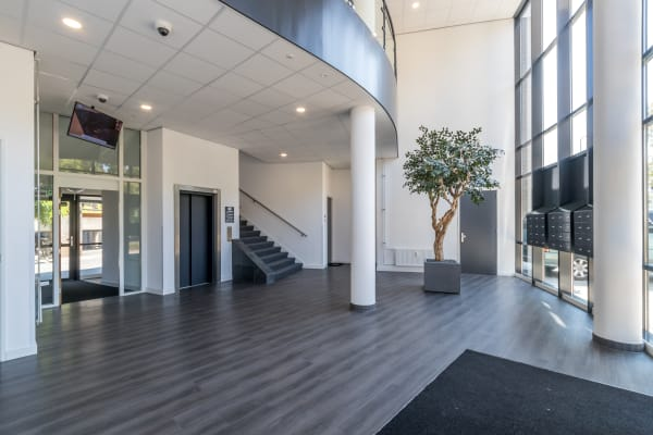 Brinkside Apartments lobby