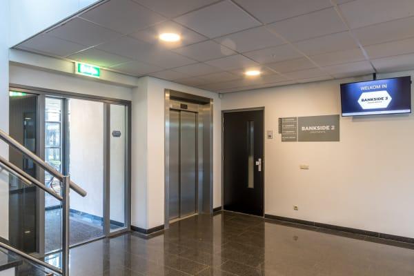 Bankside 2 lobby